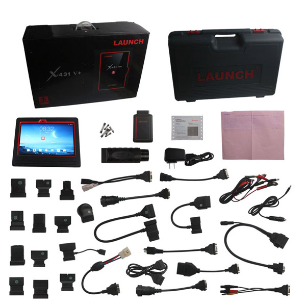 launch x-431 v+ diagnostic scanner