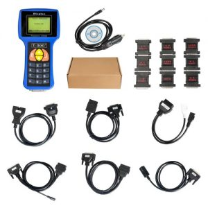 automan t300 for older cars key programming