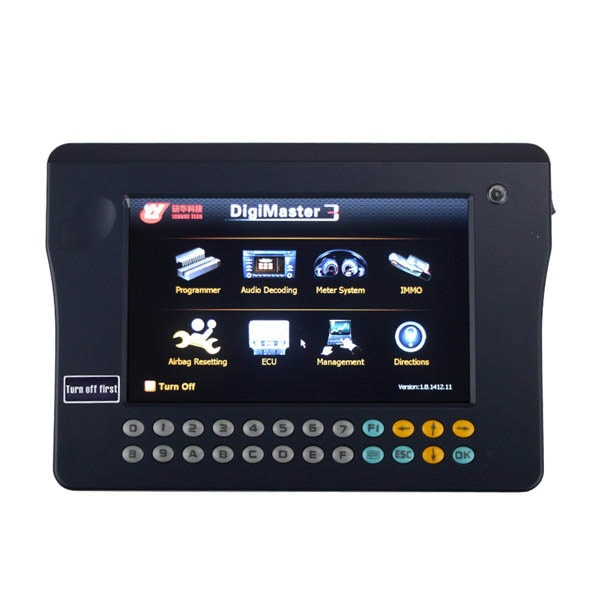 Digimaster 3 Odometer Correction Master