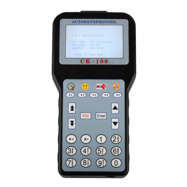 ck100 key programmer high quality