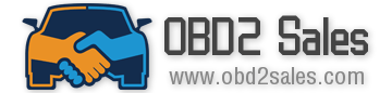 OBD2 Diagnostic Tools Sales Logo