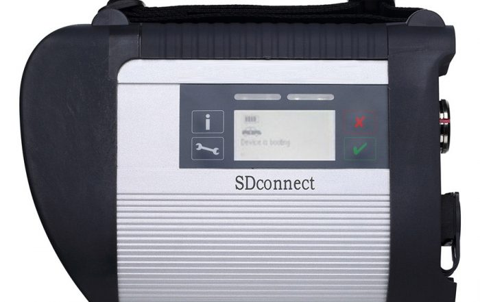 MB SD Connect C4