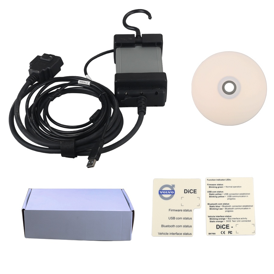 Volvo Vida Dice 2015A Diagnostis Kit