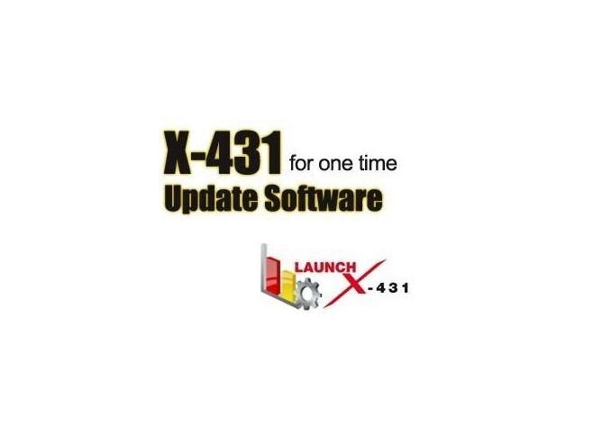 Launch X431 Update Software