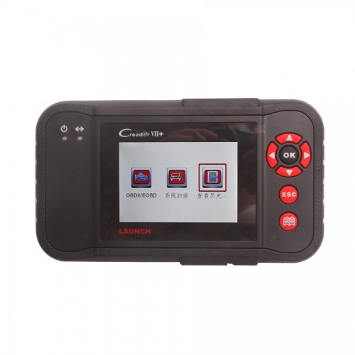 Launch X431 Creader VII+ Diagnostic Instrument