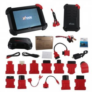 XTOOL PS90 for 12V Cars diagnostic