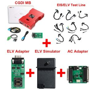 cgdi mb full kit best benz programmer