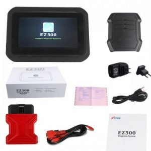 XTOOL EZ300 DIAGNOSIS SYSTEM SUPPORT 5 SYSTEMS
