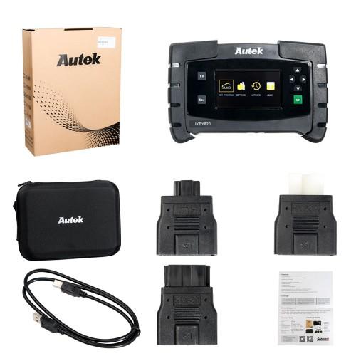 Autek IKEY820 Auto Key Programmer