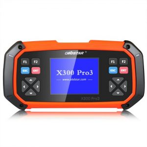 obdstar x300 pro3 key programmer main unit