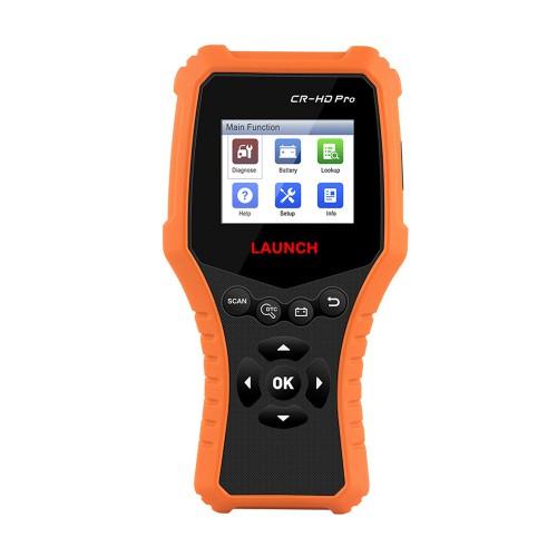 Launch CR HD Pro OBD2 Scanner