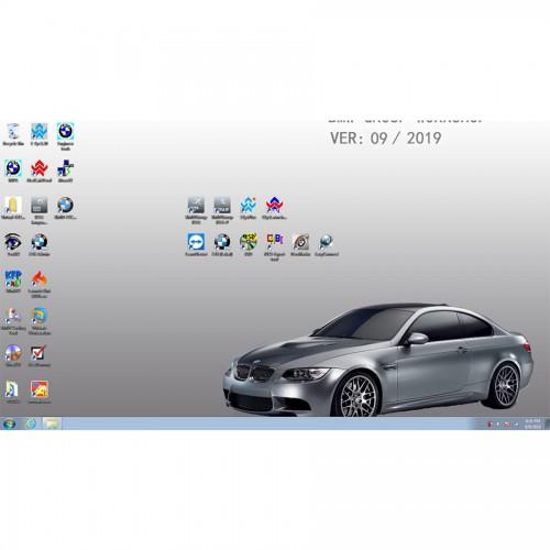 2019.12 BMW ISTA Programmer HDD
