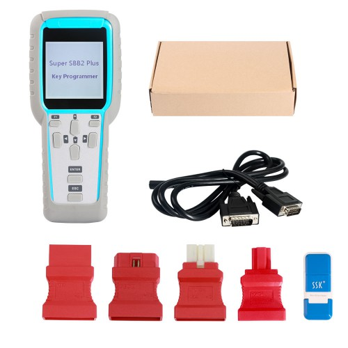 super sbb2 auto key programmer v2019 last version