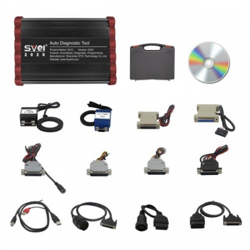 STIC SVCI Diagnostic tool with cables