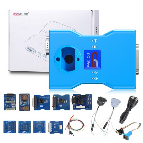 original cgpro 9s12 programmer for bmw and benz