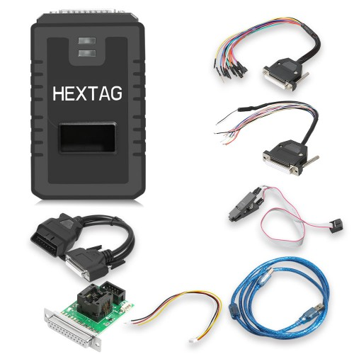 HexTag Hexprog Programmer with BDM Function