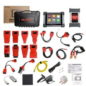 Autel maxisys ms908s with maxiflash ecu programming module