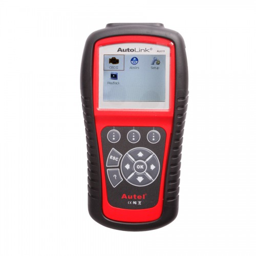 AUTEL AUTOLINK 619 OBDII CAN SCANNER