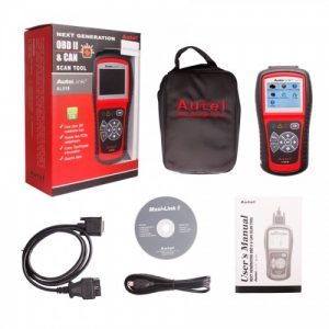 original Autel Autolink 519 and autolink 619