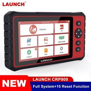 launch crp909 professional x431 creader