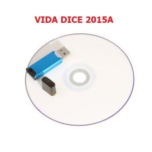 VOLVO VIDA DICE 2015A SOFTWARE CD