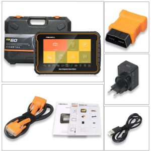 full kit Foxwell GT60 Diagnostic tablet