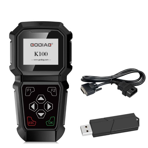 Godiag K100 Chrysler Key Programming tool update online free