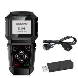Godiag K101 Mazda Key Programmer and Subaru key programmer