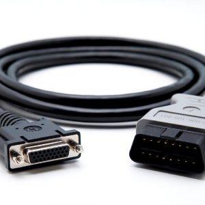 gm mdi obd2 cable 180cm