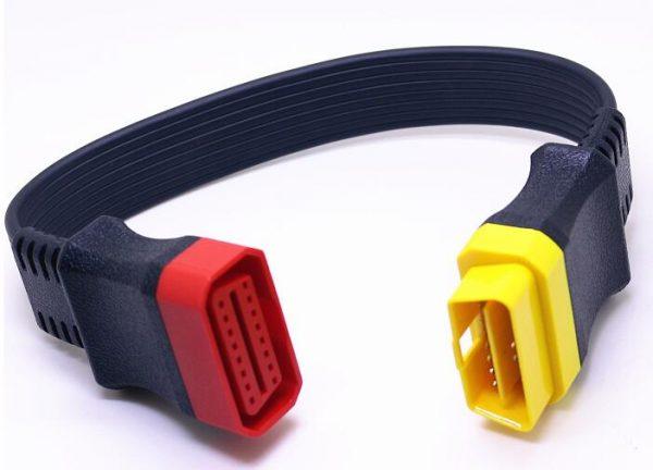 36cm x431 obd2 extension cable