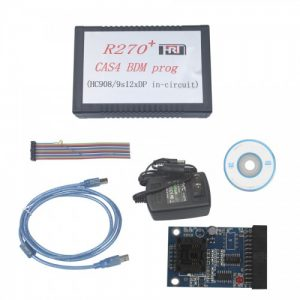 R270 BMW CAS4 Programmer is the cheap and professiaon Eeprom programmer special for Mileage correction job