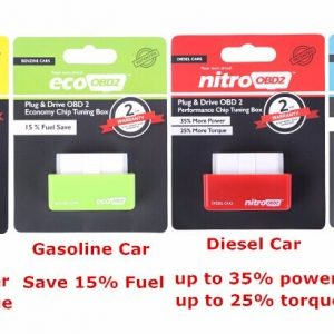 High quality NitroOBD2 chip tunningBox for Gasoline and Diesel