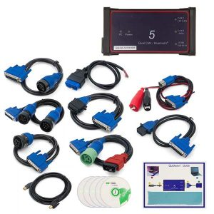 high quality dpa5 truck diagnostic scanner with full adapters
