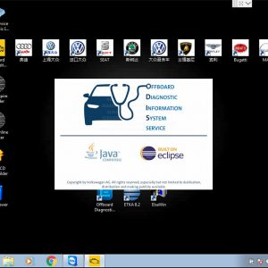 VAG ODIS HDD PRE-INSTALLED FULL SYSTEMS